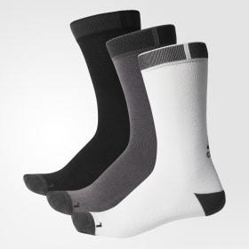 Climalite Crew Socks 3 Pairs