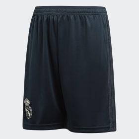 Pantalón corto segunda equipación Real Madrid