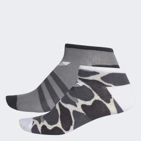 Trefoil Liner Socken, 2 Paar