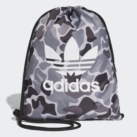 Camouflage Gym Tas
