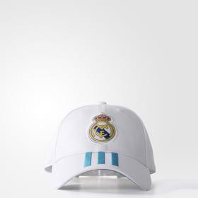 Real Madrid 3-Stripes Cap