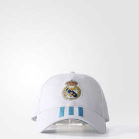 Real Madrid 3-Stripes Hat