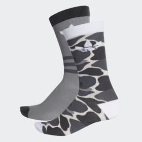 Trefoil Crew sokker, 2 par