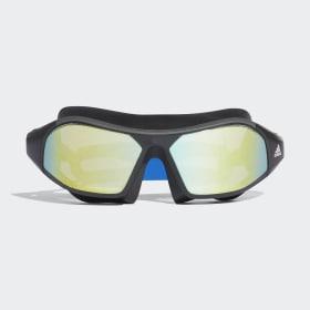 Occhialini da nuoto adidas persistar 180 mask mirrored