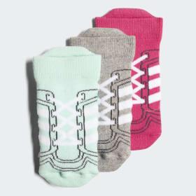 Ankle Socken, 3 Paar