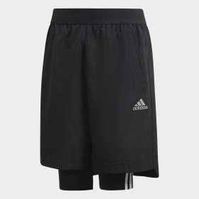 Pantalón corto Football Two-in-One