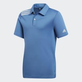 3-Stripes Tournament Polo Shirt