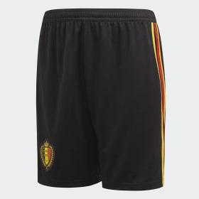 Pantalón corto segunda equipación Bélgica