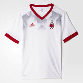 AC Mailand Home Pre-Match Shirt