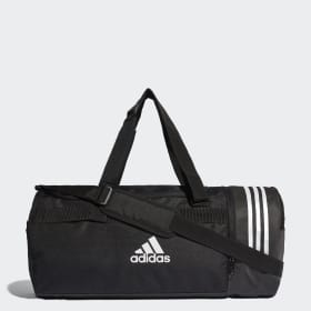 Convertible 3-Stripes Duffeltas Medium