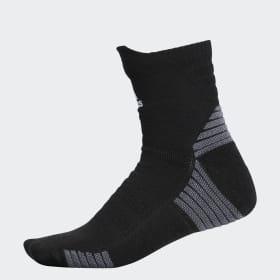 Alphaskin Max Cushioned High-Quarter Socks