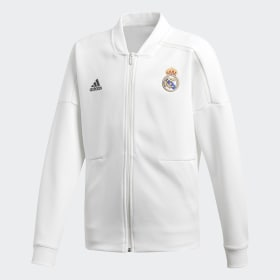 Real Madrid adidas Z.N.E. Jacke
