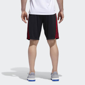DESIGN 2 MOVE 3-STREIFEN SHORTS