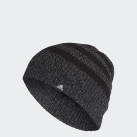 3-Streifen Mütze