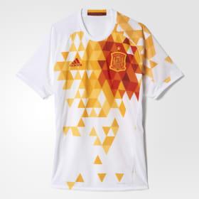 UEFA EURO 2016 Spain Away Jersey