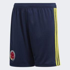 Pantalón corto primera equipación Colombia