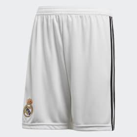 Pantalón corto primera equipación Real Madrid