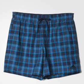 Geruite Watershort