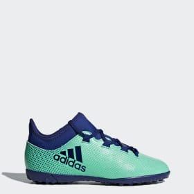 7af41ca80 X Tango 17.3 Turf Boots X Tango 17.3 Turf Boots · Kids Football