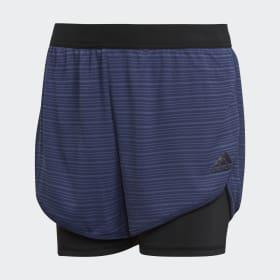 Pantalón corto Training Climachill