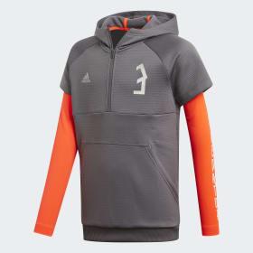 Sweat-shirt à capuche Predator
