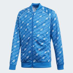 Bluza dresowa Trefoil Monogram SST