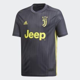Camiseta tercera equipación Juventus