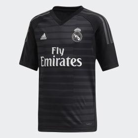 Camiseta primera equipación portero Real Madrid