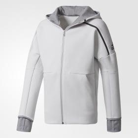 Chaqueta con capucha adidas Z.N.E. Pulse