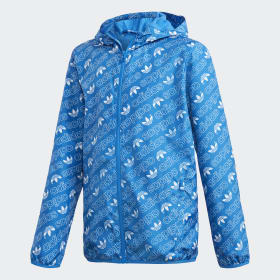Monogram Trefoil Windbreaker