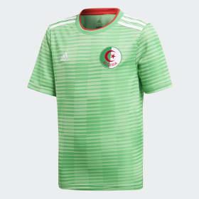 Algeria udebanetrøje