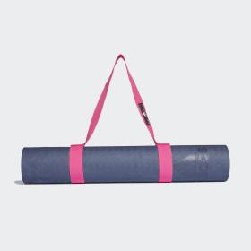 Yoga- og træningsmåtte