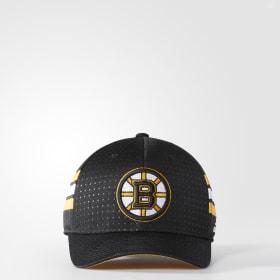 Bruins Structured Flex Draft Hat