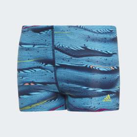 Parley Swim Boxer-Badehose