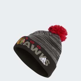Blackhawks Pom Hat
