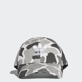 Cappellino Camouflage Baseball