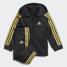 Ensemble sportswear Shiny Hooded