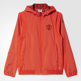 Manchester United FC Presentation Jacket