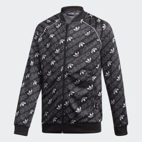 Track Jacket Trefoil Monogram SST