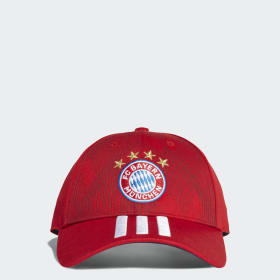FC Bayern 3-Stripes Hat