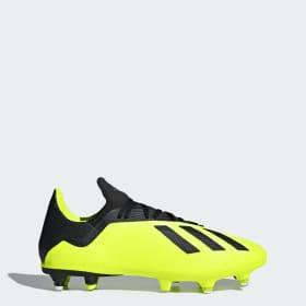 X 18.3 Soft Ground Voetbalschoenen
