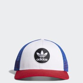Circle Mesh Snapback Hat