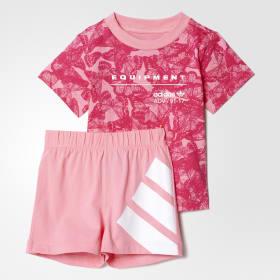 EQT Shorts Set