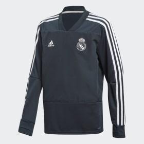 Haut d'entraînement Real Madrid