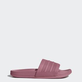 Adilette Cloudfoam Plus Mono Slippers