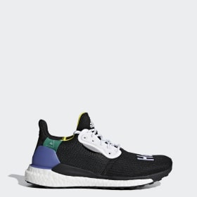 Pharrell Williams x adidas Solar Hu Glide ST Sko