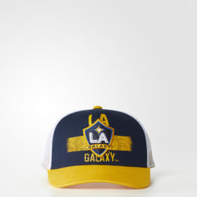 LA Galaxy Trucker Hat