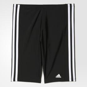 adidas 3-Stripes Lange Zwembroek