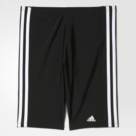 adidas 3 stripes swim jammer
