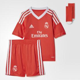 Mini kit Gardien de but Real Madrid Extérieur